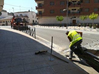 Les obres permetran pacificar el tràfic, ordenar la circulació i estacionament de vehicles i millorar el drenatge.