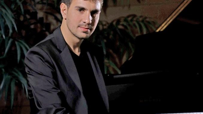 El pianista valenciano Antonio Morant, ofrecerá un recital en el Auditorio de la Mancomunidad de Yátova.