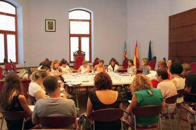 El consejo escolar municipal se reúne para valorar las actividades del curso 2018-2019 y plantear cuestiones de futuro.