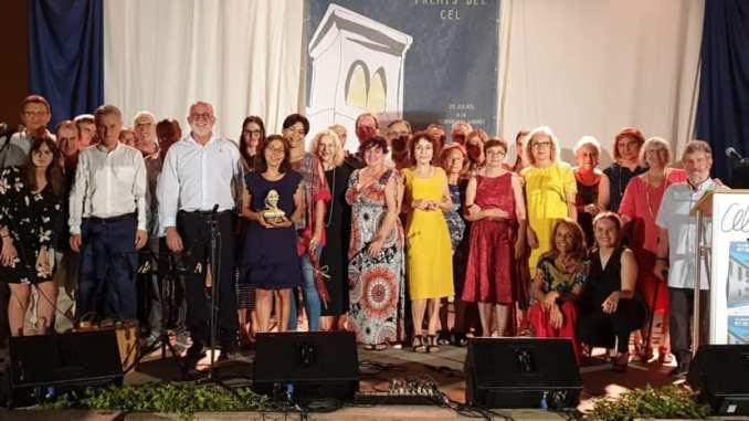 La asociación organizadora entregó tres premios muy relacionados con la literatura.