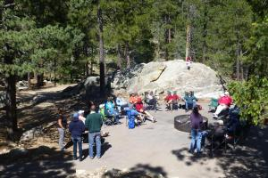 2018 TBCR Picnic @ Whitetail Campground | Mount Lemmon | Arizona | United States