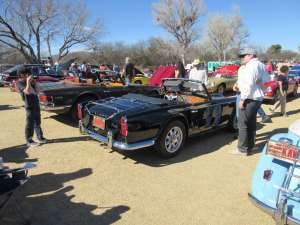 Tubac Golf Resort Car Show
