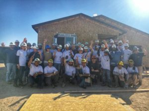 Habitat for Humanity from Tucson Electrical JATC