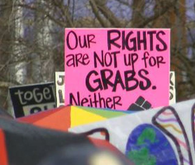 Tucson Womens March Organizers Respond To Criticism Before Event