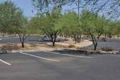 parking is plentiful at Canada Del Oro Riverfront Park