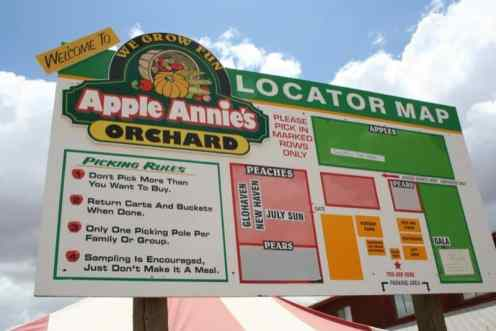 Welcome to Apple Annie's