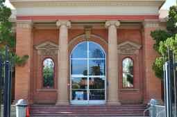 Front of Children's Museum Tucson