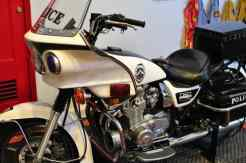 Children's Museum Police Motorcycle
