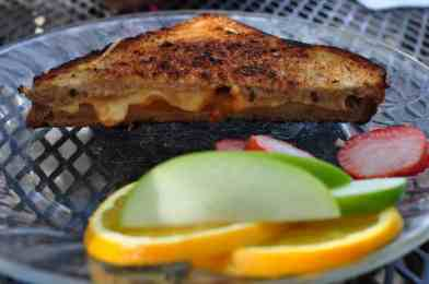 La Cocina Grilled Cheese