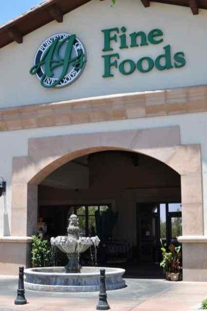 AJ's Fine Foods at La Encantada