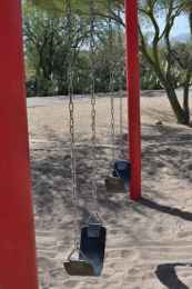 Case Park swings