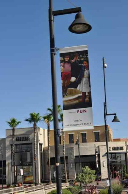 Park Place Mall banner