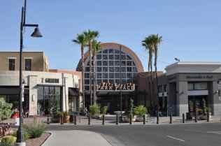 Park Place Mall entrance