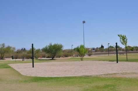 Purple Heart Park sand volleyball