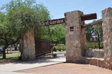 Rose Garden at Gene C Reid Park