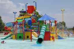 Arizona's largest private splash park at Rancho Sahuarita