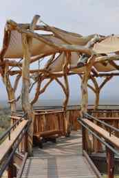 Covered Walkway at Arizona-Sonora Desert Museum