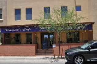 Harriet's Cafe in Civano
