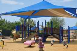 Rancho Sahuarita knows how to make cool playspaces for kids