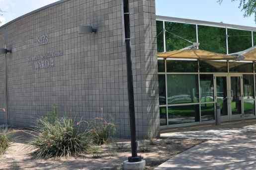 Ward 4 Center at Abraham Lincoln Regional Park