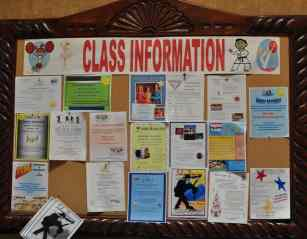 community-board-at-Rancho-Sahuarita