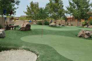 nine-hole miniature golf course at Rancho Sahuarita