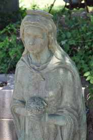 sculpture for sale at Civano Nursery