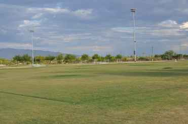 sports fields at Morris K Udall Park