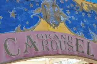 Grand Carousel at Old Tucson