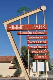 Himmel Park in Tucson