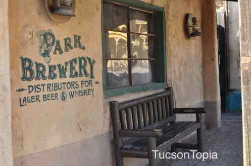 Park Brewery at Old Tucson