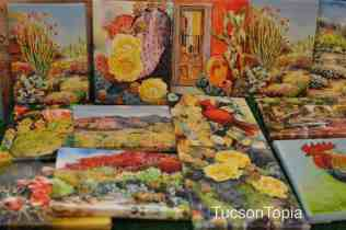 be sure to stop at the gift shop at Tohono Chul Park