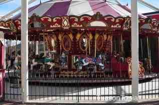 carousel rides are included with General Admission