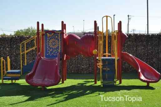 playground at BASIS Tucson