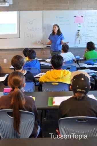 science at BASIS Tucson
