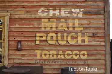 tobacco at Old Tucson