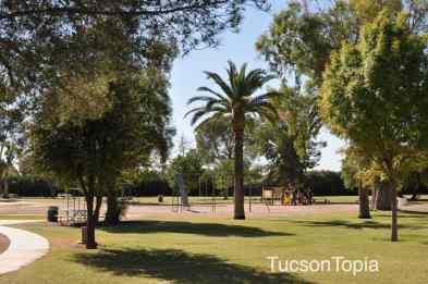 west playground at Himmel Park