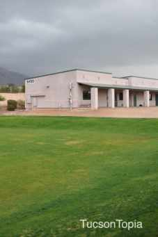 Cornerstone Christian Academy has a 22,000 sq ft facility in north Tucson