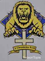 PRCA's-mascot-is-the-lion
