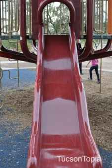 slide at Michael Perry Park