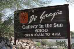 Free Admission to DeGrazia Gallery in the Sun