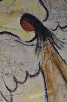angel by Ted DeGrazia