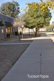 pathway at Sonoran Science Academy Tucson, K-5