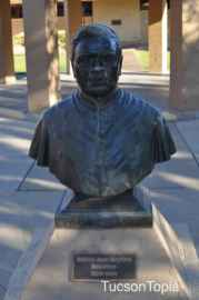 Bishop Jean-Baptiste Salpointe is the namesake of the school