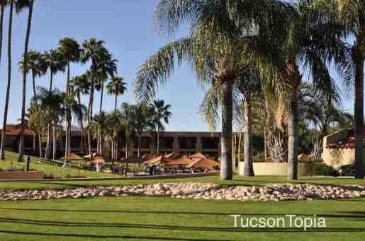 Hilton Tucson El Conquistador at 11000 N Oracle Rd