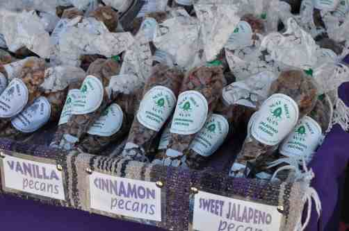 Nutz About Nuts at Tucson Festival of Books
