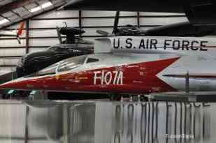 F107A at Pima Air _ Space Museum