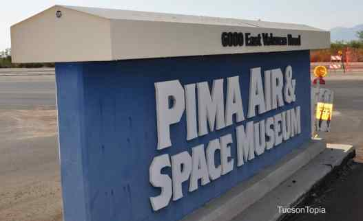 Pima Air _ Space Museum at 6000 E Valencia Road