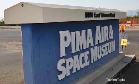 Pima Air _ Space Museum at 6000 E Valencia Road