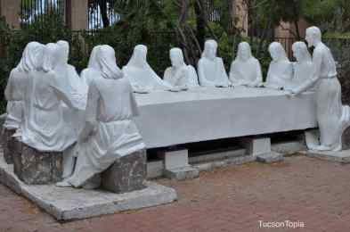 The Last Supper at Garden of Gethsemane